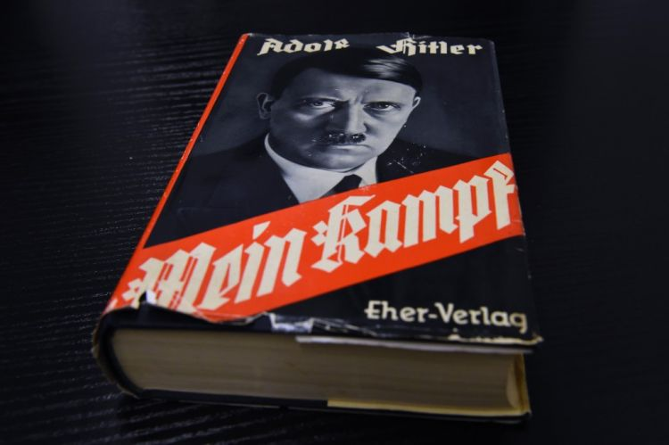 Hitler's 'Mein Kampf' on sale in Germany