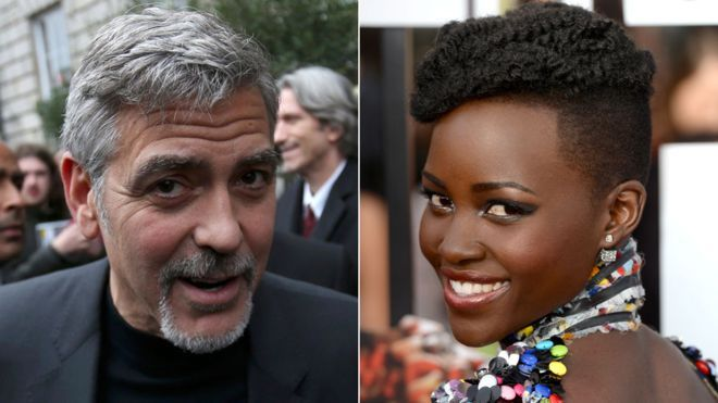 Oscars 2016: George Clooney and Lupita Nyong'o add to criticism