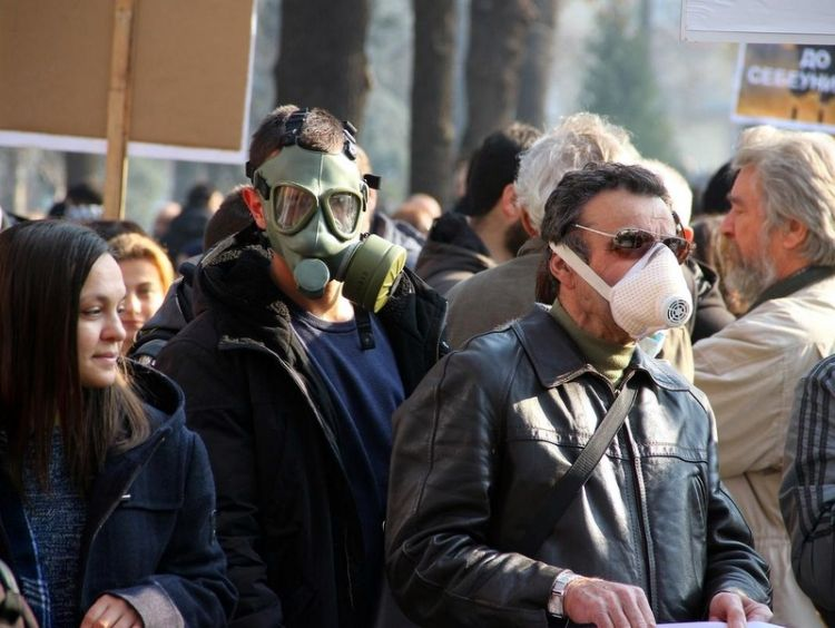 Macedonia's Greens See Red Over Deadly Smog