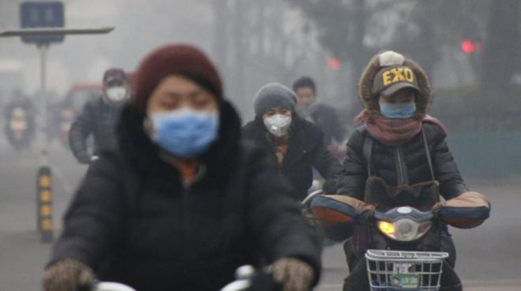 Polluted air causes 5.5 million deaths a year new research says