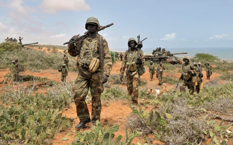 Kenya 'kills' al-Shabab intelligence chief in Somalia