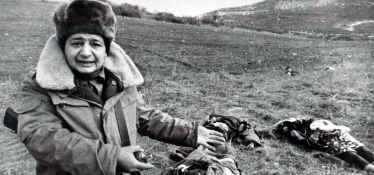 Karabakh War Bloodbath – Khojaly Massacre