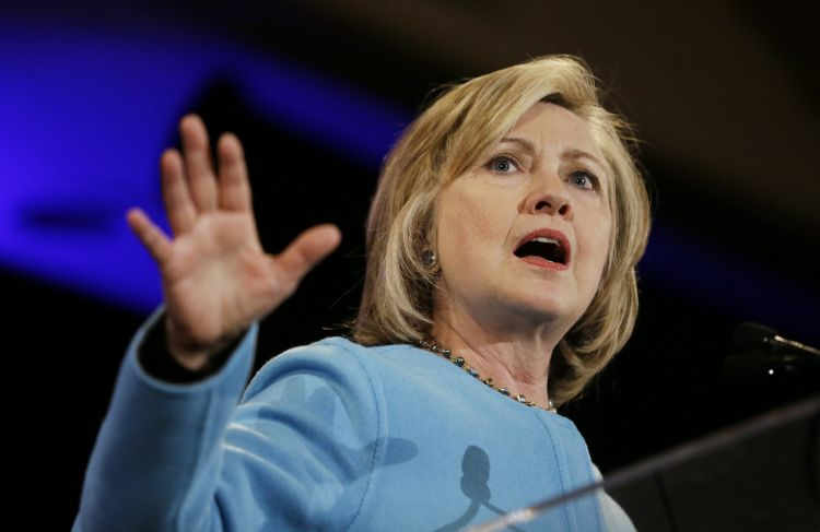 Double standard? - Clinton 'shouting' comments spark complaints of sexism