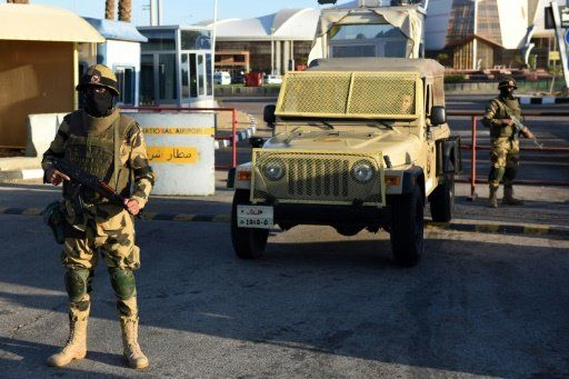 Egypt kills 60 gunmen in North Sinai: army