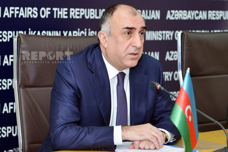 "Azerbaijani FM: ""It's impossible to understand Armenia's logic"""