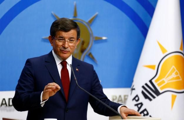 Davutoglu stepping down as Turkish PM, AKP to hold snap congress