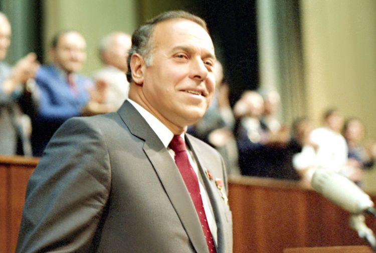 Azerbaijan marks 93rd birthday anniversary of National Leader Heydar Aliyev