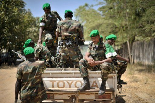 Militants raid Ethiopian base in latest Somalia attack