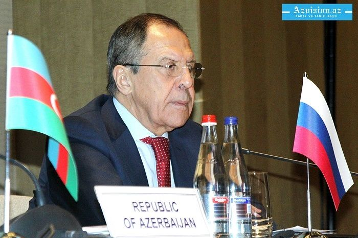 Russian FM, OSCE MG co-chairs mull Karabakh conflict