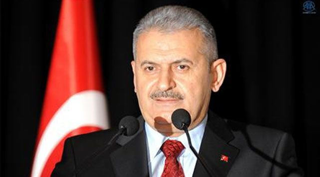 Turkish PM urges governors to be bold against extremism