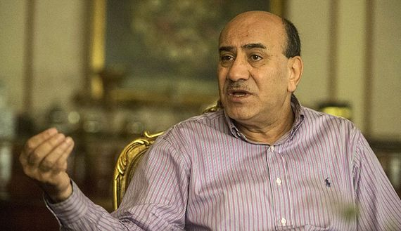 Egypt's former top auditor says his trial is political