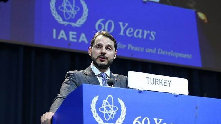 Armenian nuclear plant should be shut down: Turkey