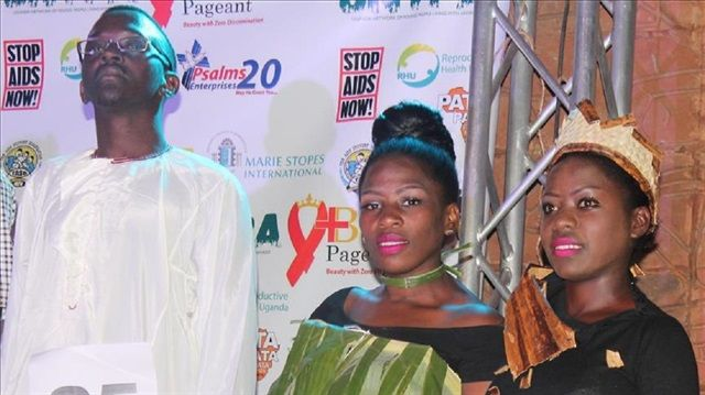 Ugandans using inner beauty to fight HIV/AIDS