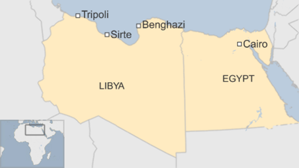 US hits ISIL positions in Libya's Sirte