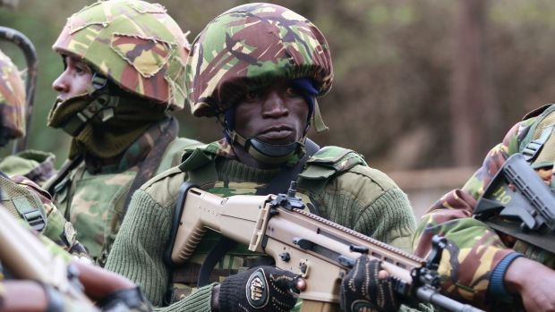 Al-Shabab blamed for attack in northeast Kenya - VIDEO
