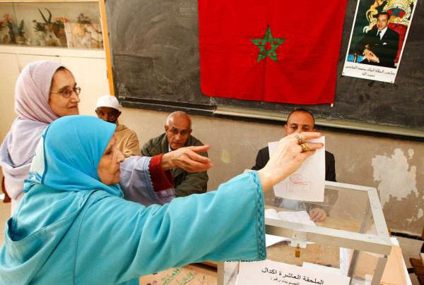 Moroccans head to polls to elect new parliament