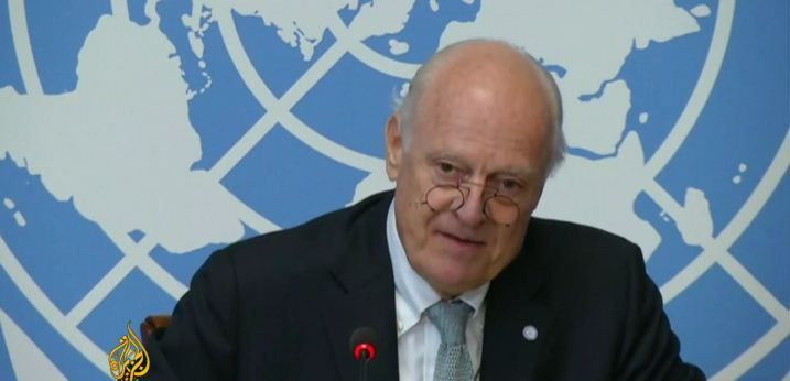 UN envoy warns east Aleppo faces 'total destruction' - VIDEO