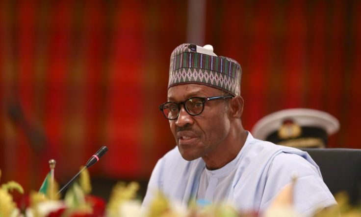Nigerian president backs judges' arrests