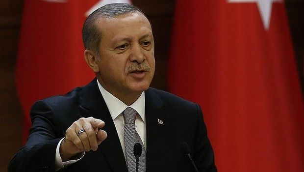 Erdogan says Turkey to not take orders from Iraq