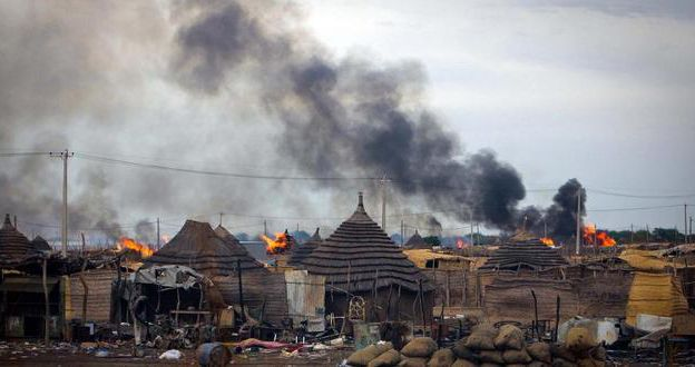 UN says genocide looms in South Sudan