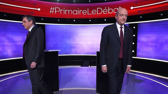 France presidential race: Conservative rivals get personal