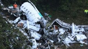 Over 20 Brazilian journalists killed in plane crash in Colombia