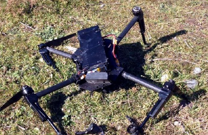 Azerbaijan destroys another Armenian drone