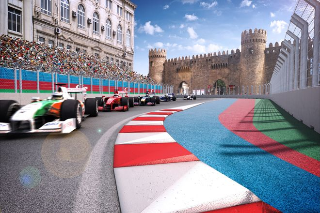 Tickets for F1 Azerbaijan Grand Prix bought in 24 countries