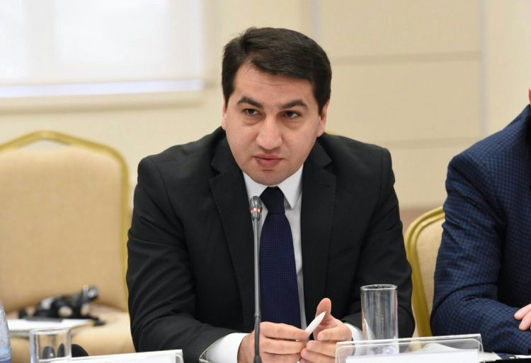 Armenia far from norms of civilized behavior: Hajiyev