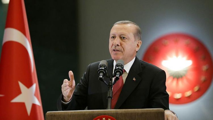 "Turkey-US relations in ""sensitive"" period: Erdogan"
