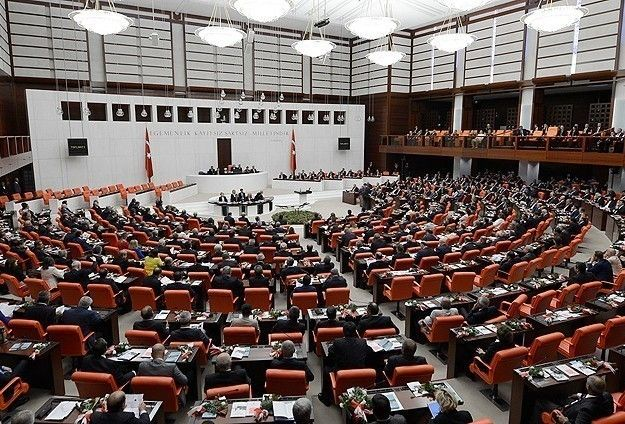 Turkish parliament adopts Constitution amendments