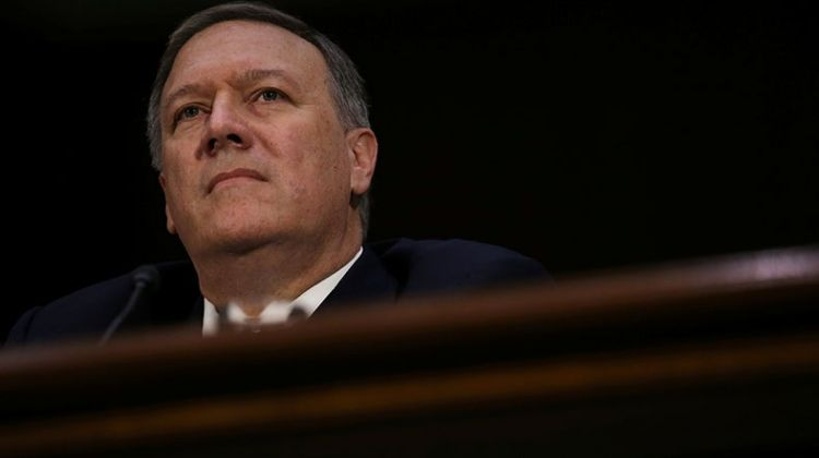 CIA'in yeni patronu Mike Pompeo