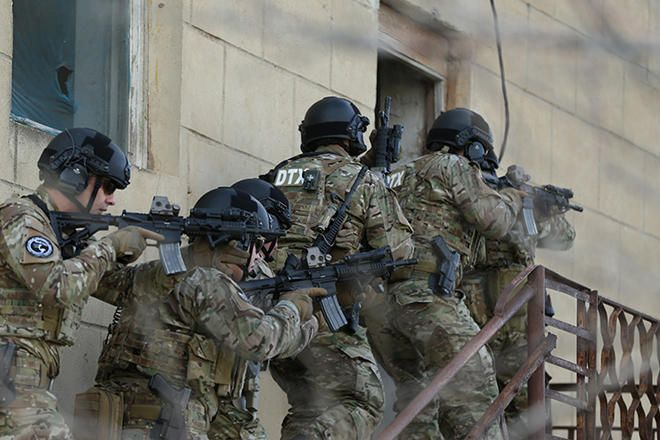 Four terrorists eliminated in Azerbaijan