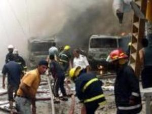 Suicide bombings kill 10, wound 33 in Mosul, Baghdad