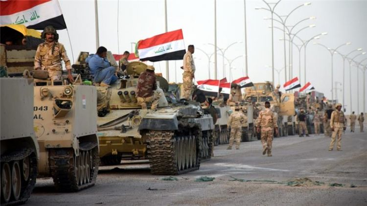 Iraqi security forces storm Mosul airport