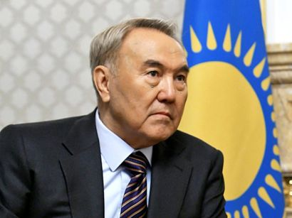 Kazakh president nominated to Nobel Peace Prize