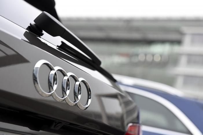 Prosecutors searching Audi offices in Germany