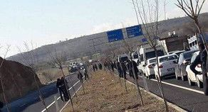 Explosion on highway killed 2 soldiers in Turkey