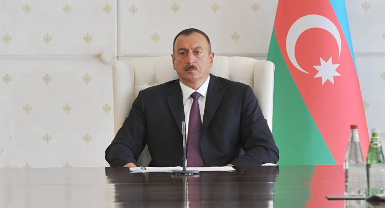 Azerbaijani president allocates AZN 3.8M for road construction in Saatli district