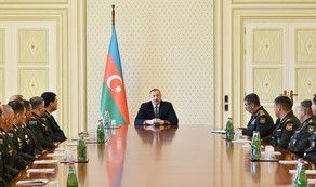 Azerbaijani President: A new situation emerged both in negotiation process and in region