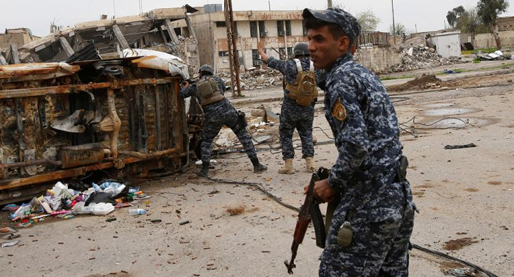Iraq's Interior Ministry Says Mosul to Be Liberated From Daesh by End of Spring