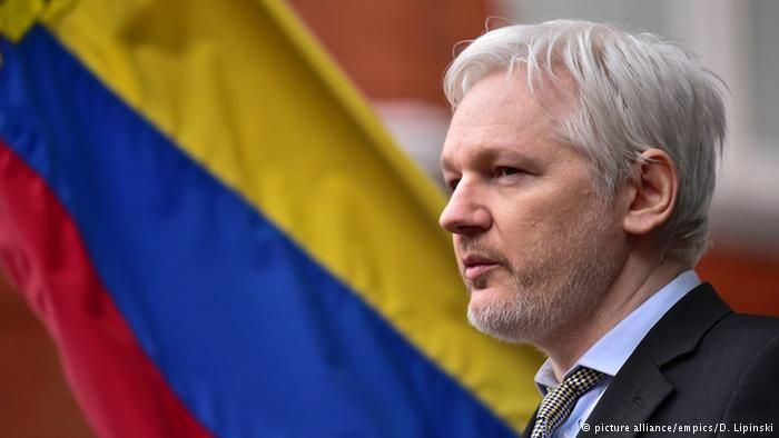 Assange 'cordially invites' Ecuador's Lasso to leave country within 30 days