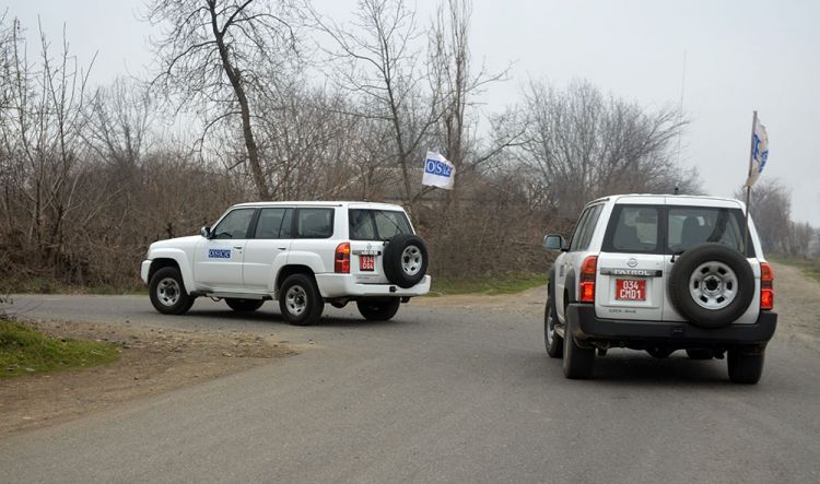 OSCE to monitor Azerbaijani, Armenian troops' contact line
