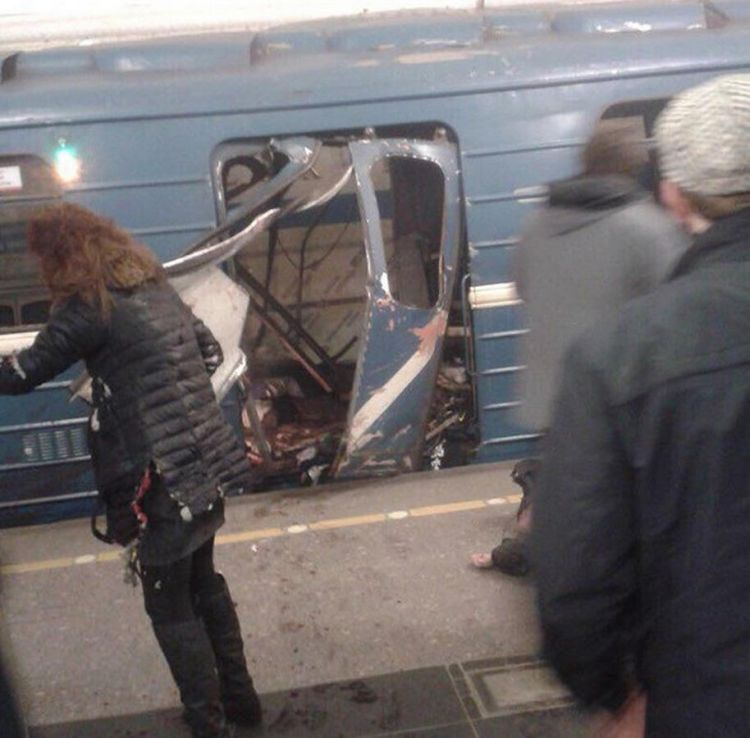 Dilbar Aliyeva killed in Russia metro blast not Azerbaijani citizen