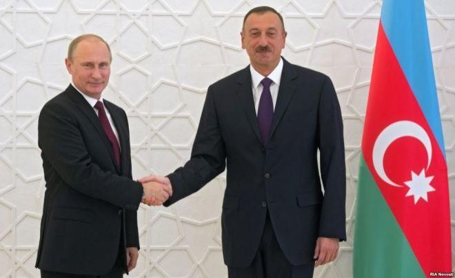 Putin has congratulated Ilham Aliyev