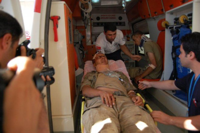 Explosion in Turkey: Casualties reported