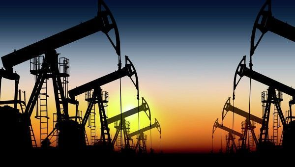 Oil prices increased