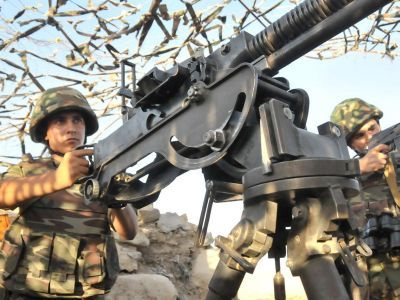 Armenia breaks ceasefire with Azerbaijan 117 times in 24 hours