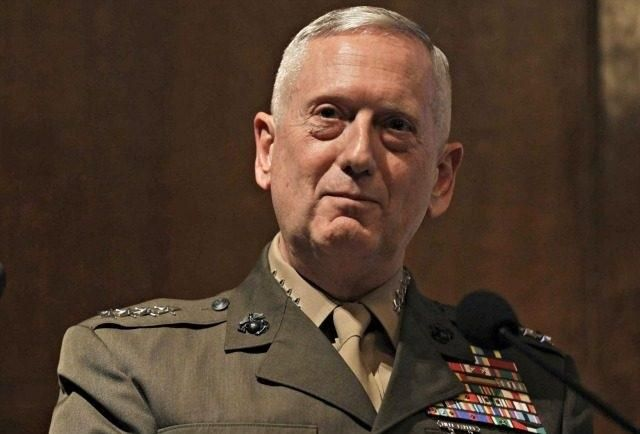 Mattis in Afghanistan as U.S. looks to craft policy