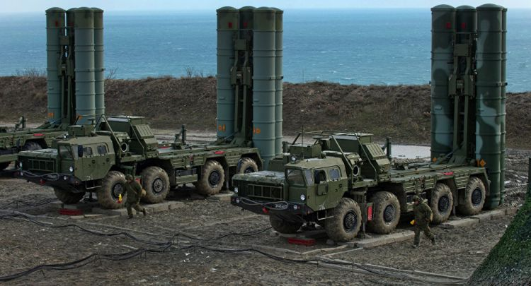 Russia's Brand-New S-500 Missile System to Have Unprecedented Damage Radius